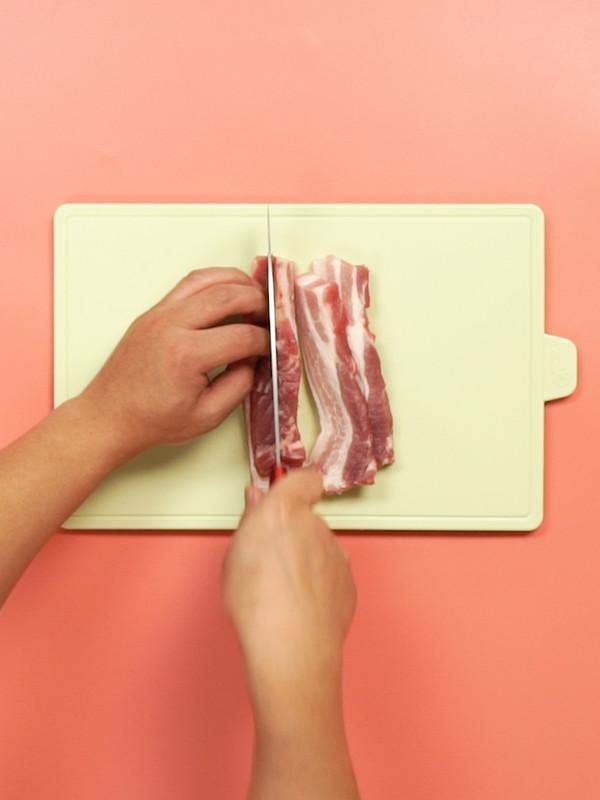 酥肉的步骤