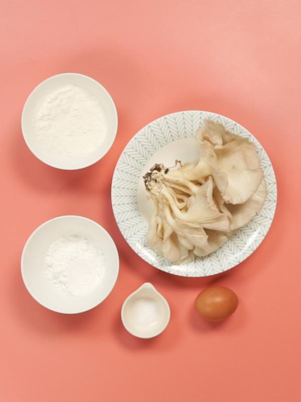 炸蘑菇的做法大全