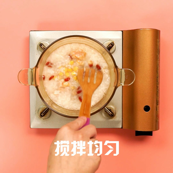 砂锅粥的家常做法