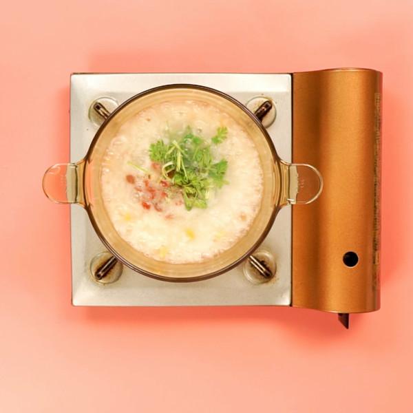 砂锅粥的简单做法