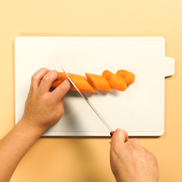 胡萝卜炒肉的做法图解