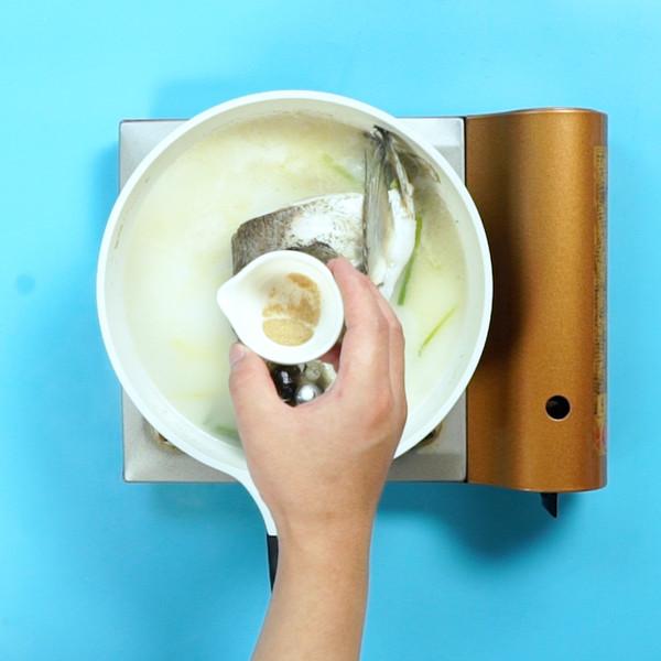鱼头汤怎么做