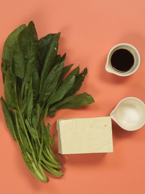 菠菜豆腐的做法大全