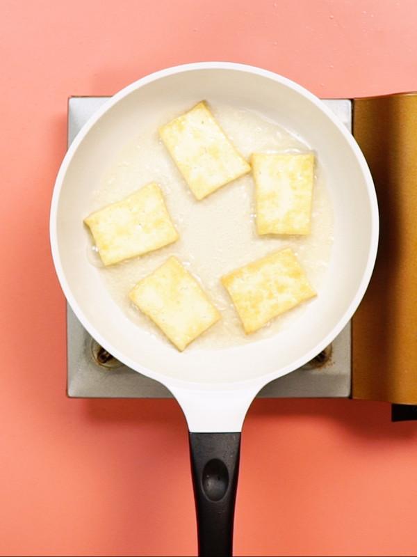 菠菜豆腐的简单做法