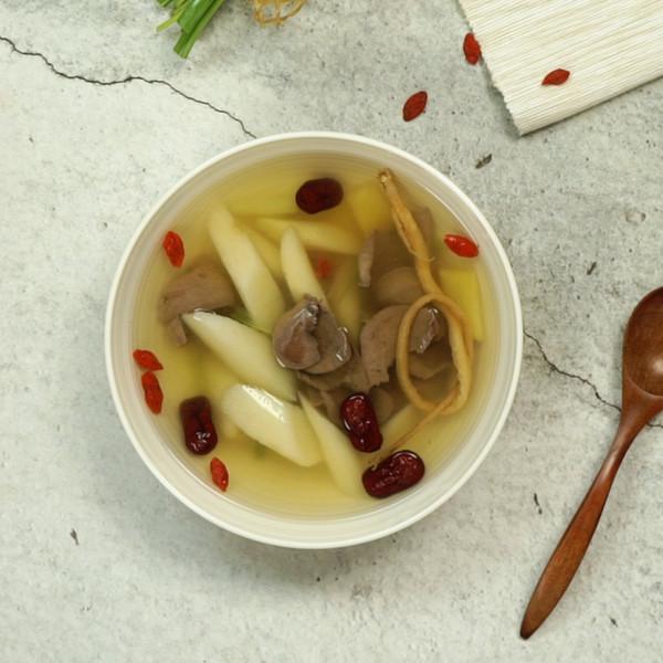 补肾汤成品图