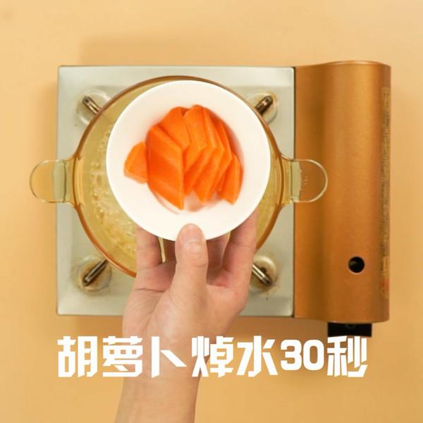 炒白菜的做法图解