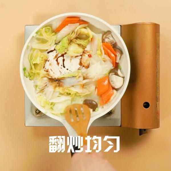 炒白菜怎么吃
