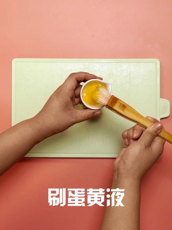 葡萄奶酥怎么做