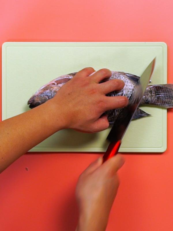 福寿鱼的做法图解