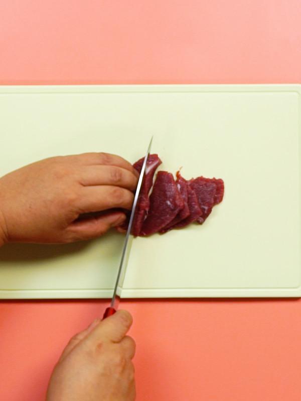 葱爆牛肉的做法图解