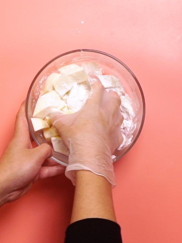 拔丝芋头的做法图解
