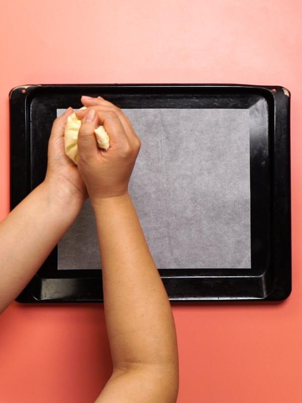 蛋香小饼干的简单做法