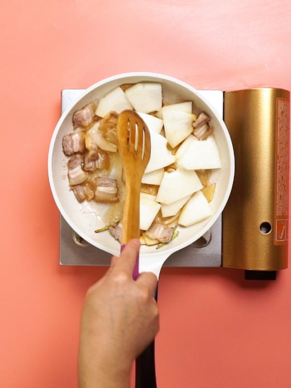 冬瓜炖肉的简单做法