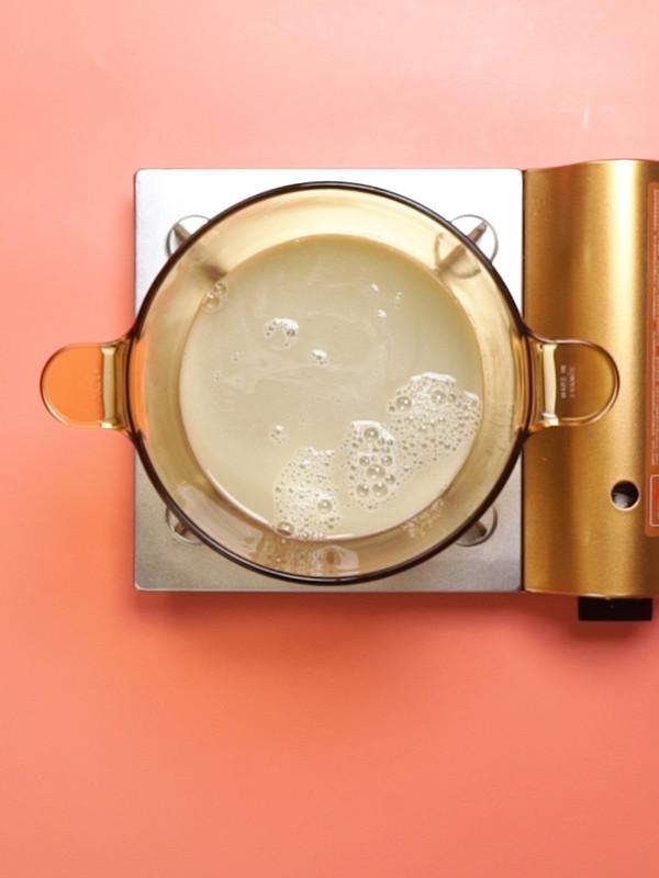 黑豆豆浆的家常做法