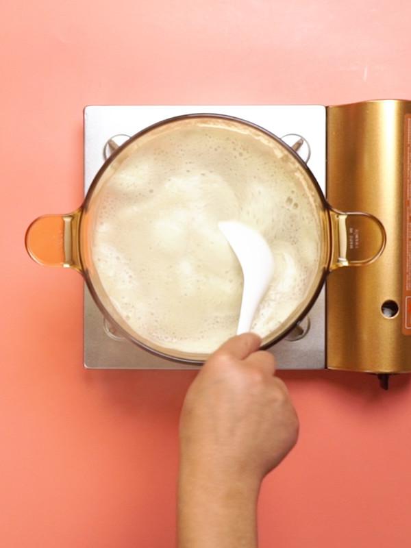 黑豆豆浆的简单做法