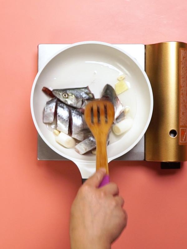 红烧鲅鱼的家常做法