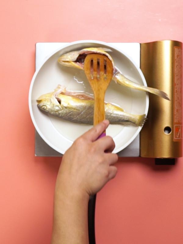 红烧小黄鱼的步骤