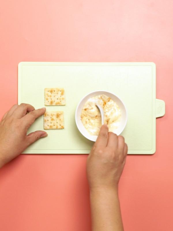 拉丝牛轧糖饼干的简单做法