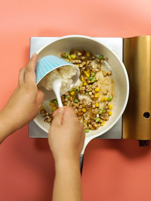三鲜豆皮的简单做法