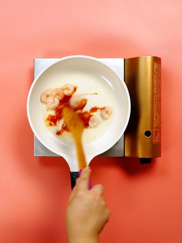 鲜虾番茄豆腐的家常做法