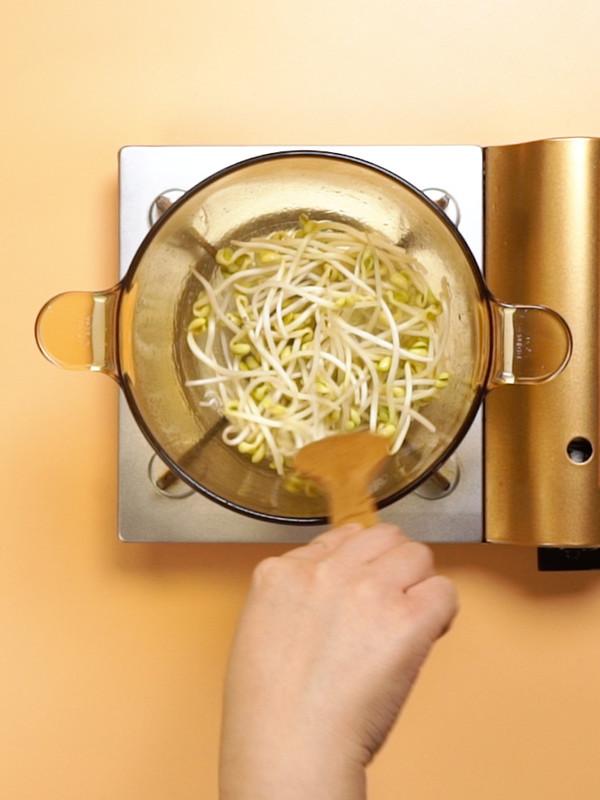 豆芽汤的家常做法