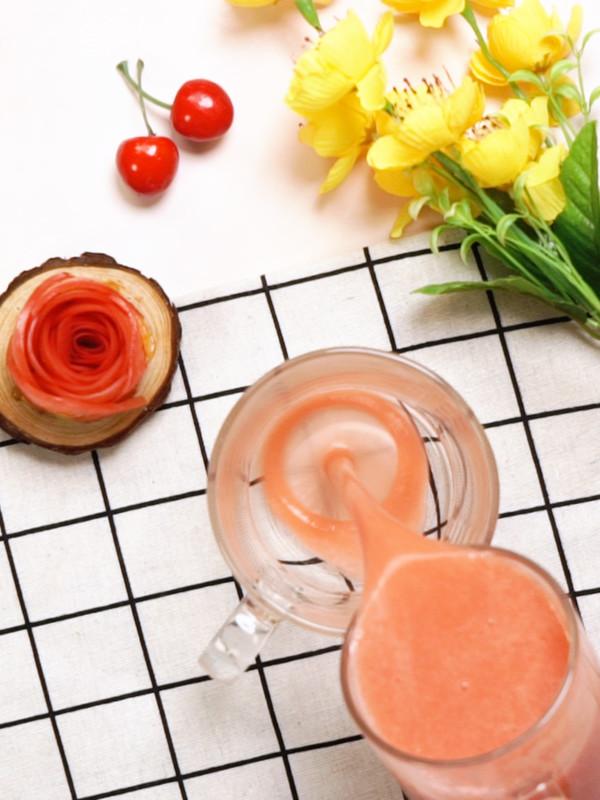番茄汁成品图