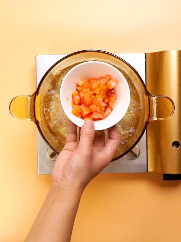 番茄排骨汤的简单做法
