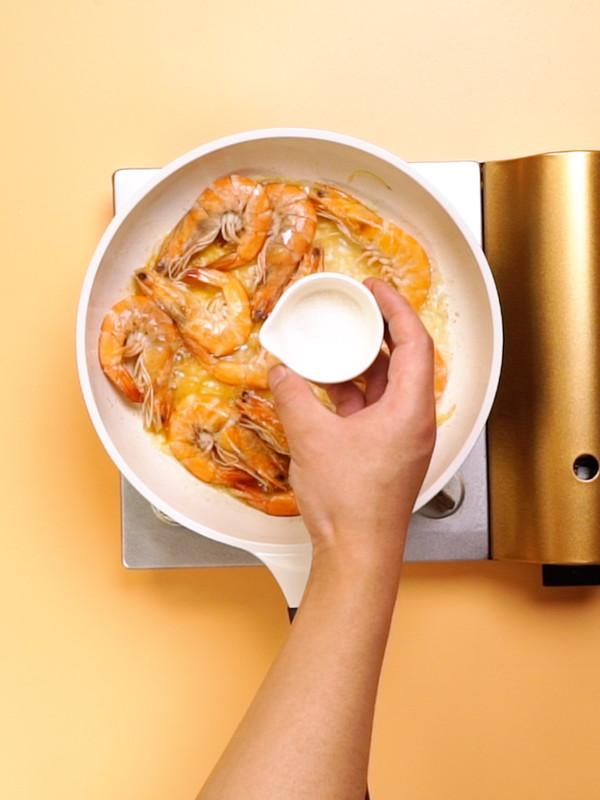 红焖大虾的简单做法