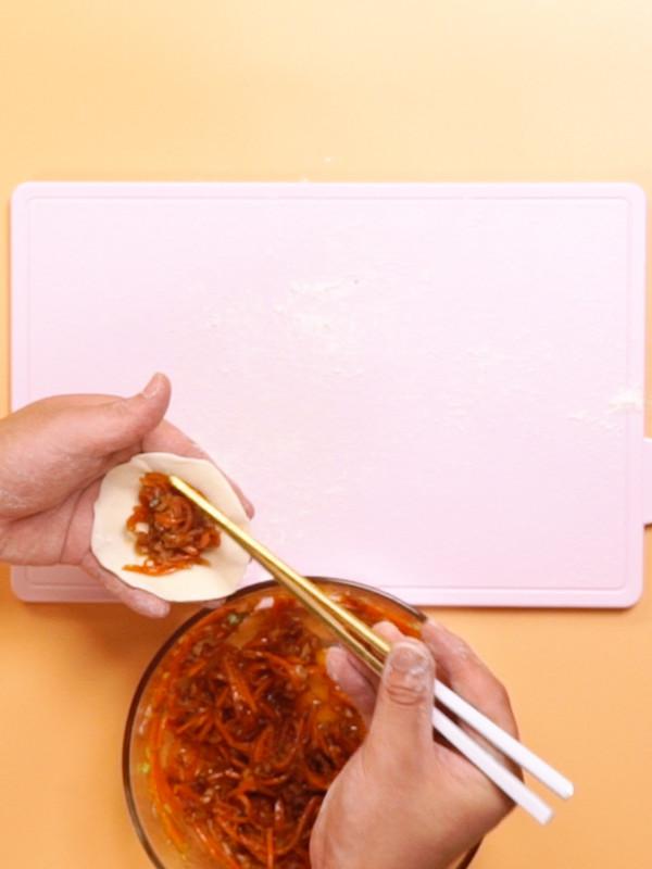 胡萝卜饺子怎么做