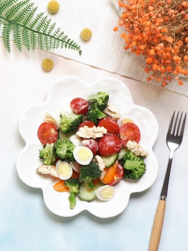 减肥沙拉的简单做法