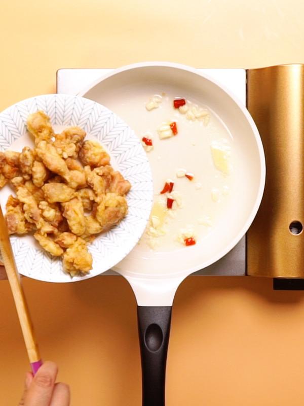 左宗棠鸡怎么吃