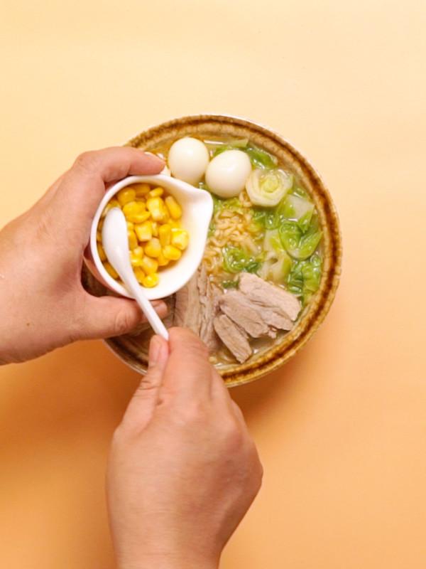 日式拉面的简单做法