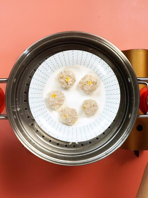 玉米珍珠肉圆怎么做