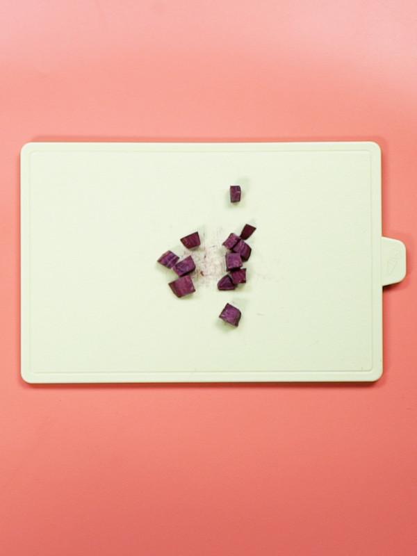 紫薯粥的做法大全