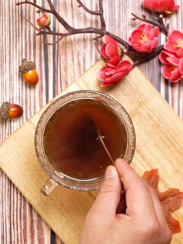 黑糖姜茶的简单做法