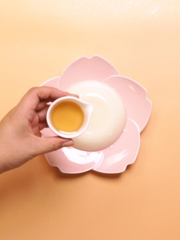 杏仁豆腐的简单做法