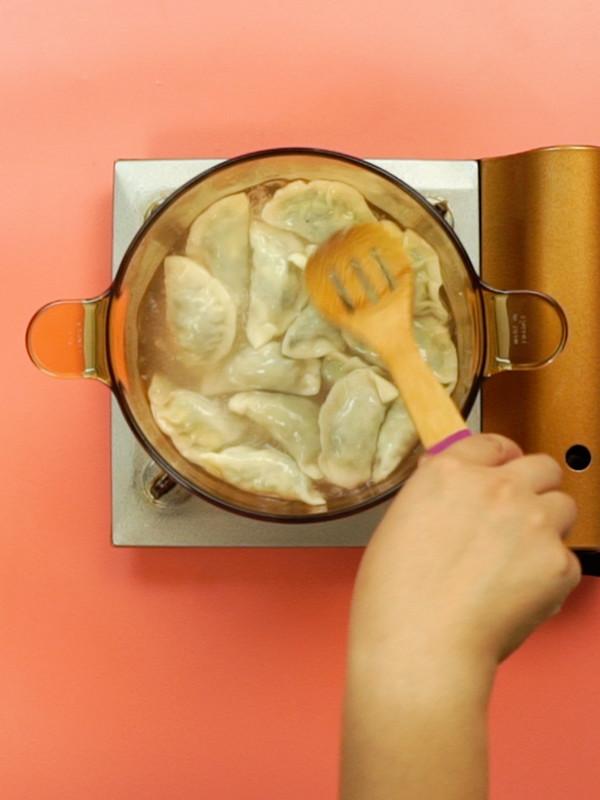 韭菜鸡蛋饺子怎么吃