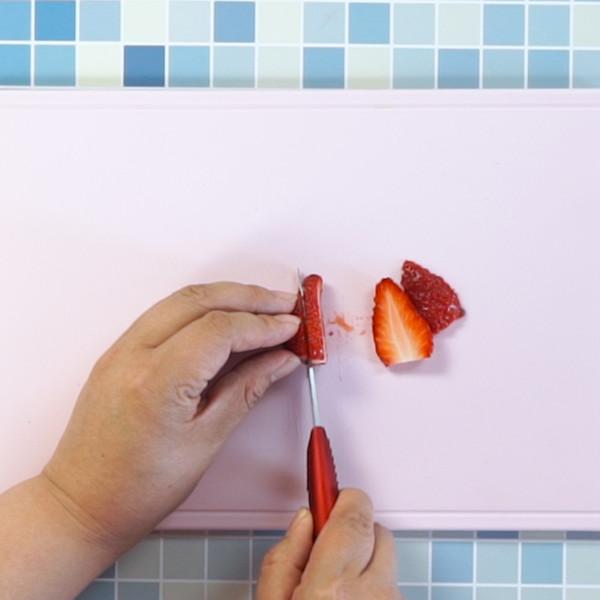 草莓提拉米苏的做法大全