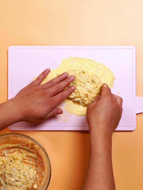 萝卜丝饼的简单做法