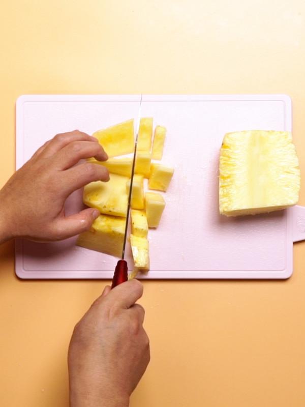 菠萝汁的做法大全