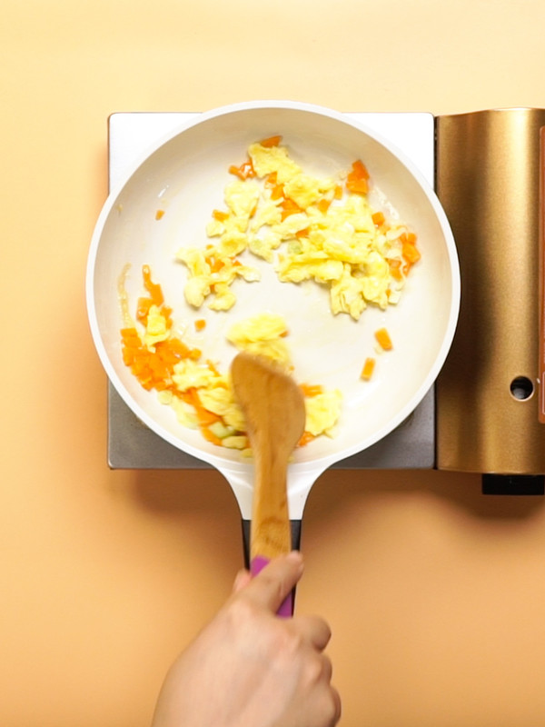 咖喱炒饭的简单做法