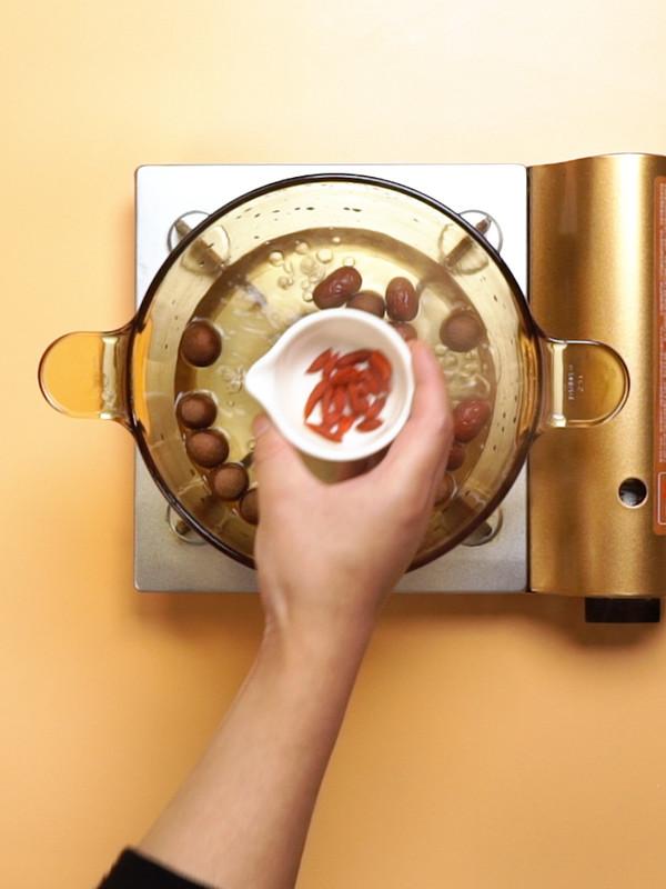 桂圆红枣茶的家常做法