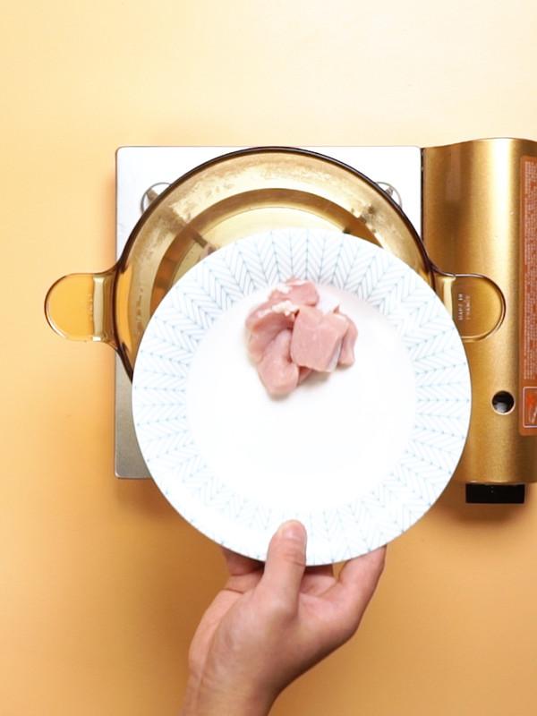 杜仲猪腰汤的做法图解
