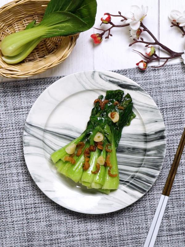 海米油菜成品圖