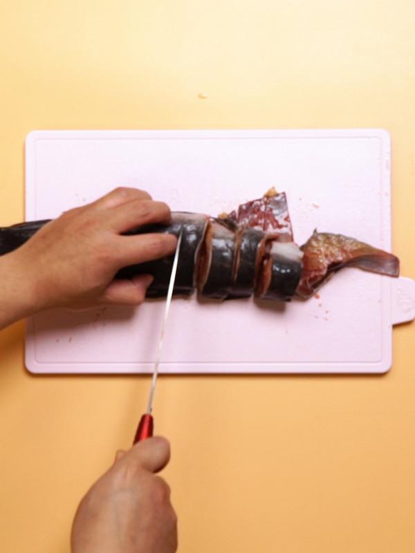 鲶鱼炖豆腐的做法图解