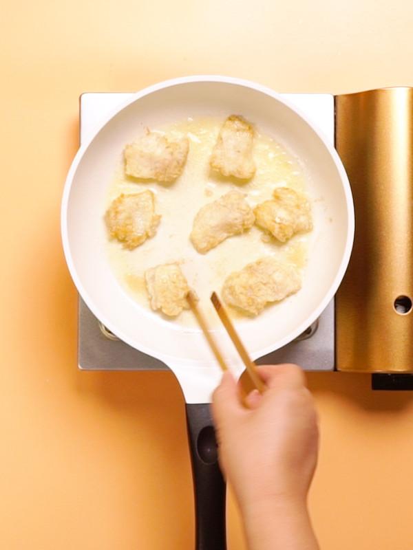 炸鱼薯条的家常做法