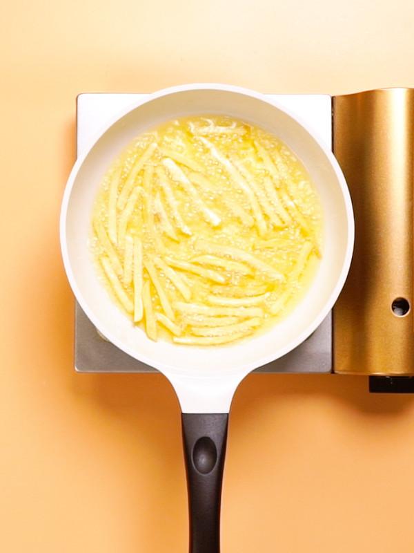 炸鱼薯条的简单做法