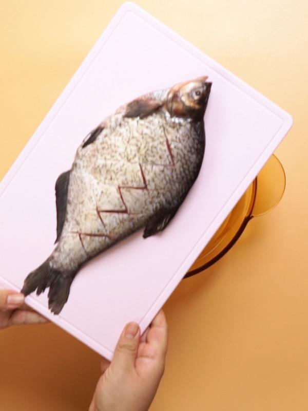 微波炉蒸鱼的做法图解