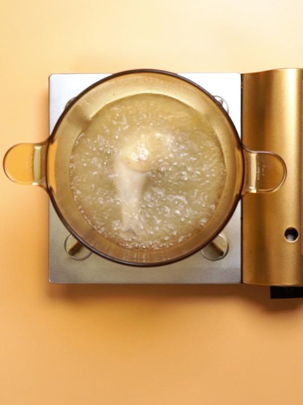 鸡汤面的做法图解