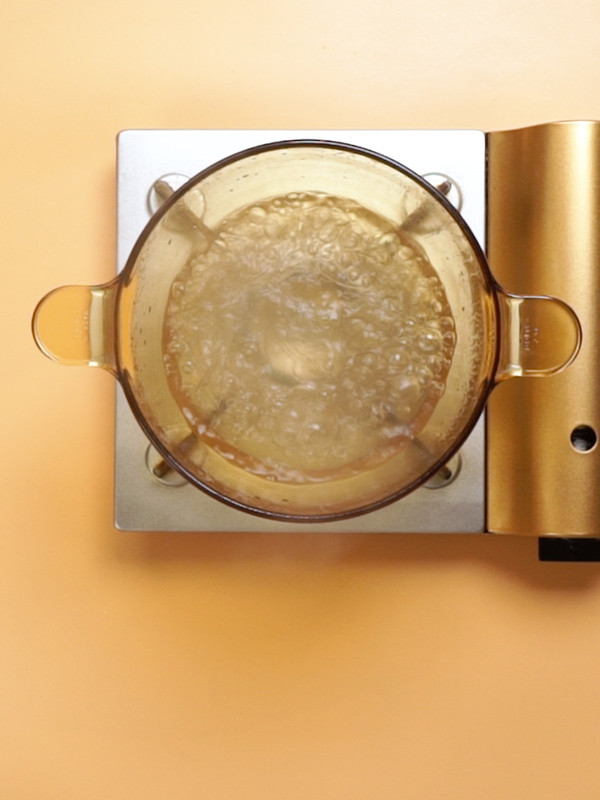 黄豆芽炒粉条的做法图解